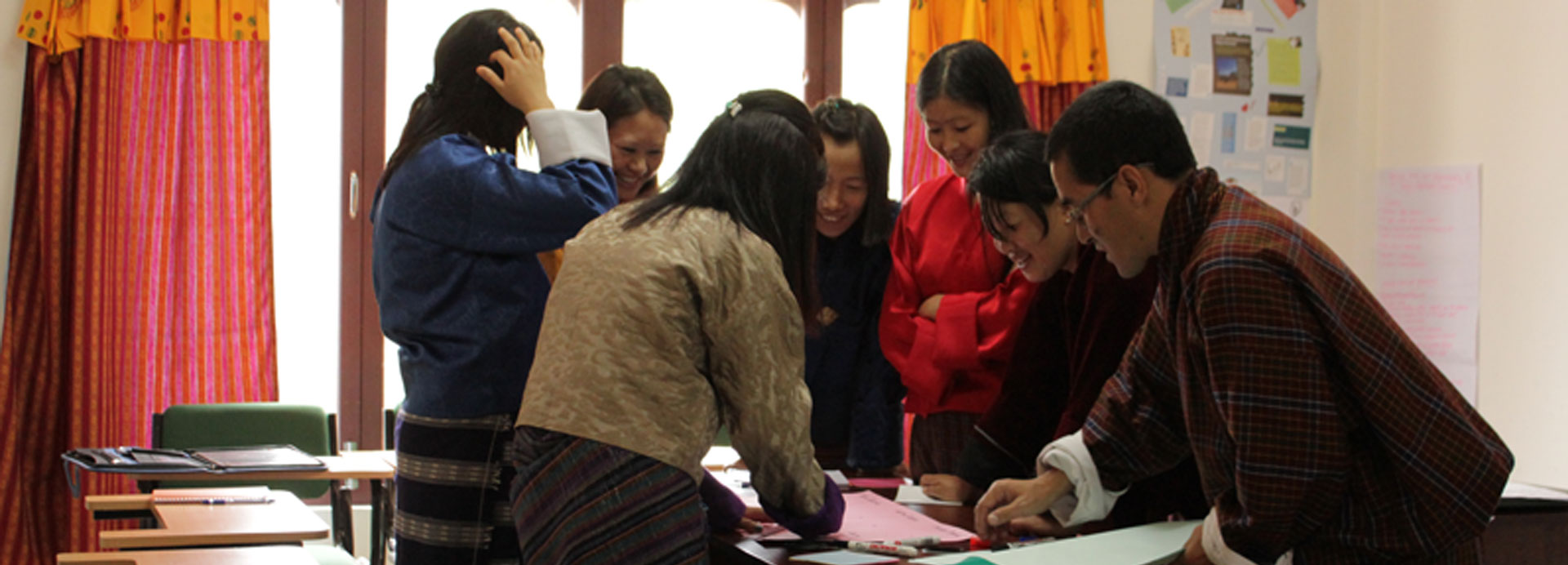 Bhutan incorporates GNH into every aspect of its economic development
